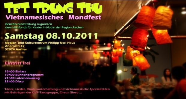 Tet Trung Thu - Vietnamesisches Mondfest - 2011