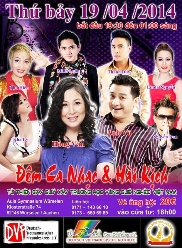 Ca Nhac Hai Kich Poster